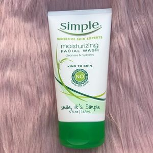 Simple Other - Simple Facial Wash Set